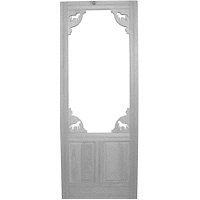 horse screen door